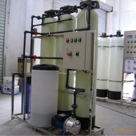 3吨软化水设备 软水器 农村地下水除铁除锰水处理设备