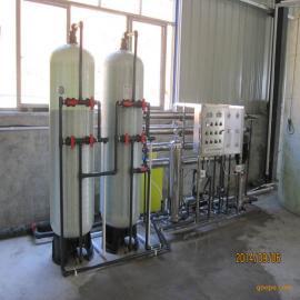 售后维护2吨水处理设备 桶装水设备 食品用水处理设备
