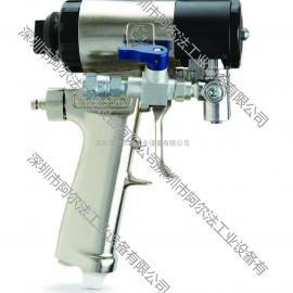 美国固瑞克Fusion双组份喷枪