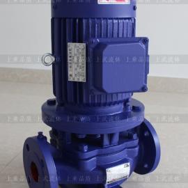 ISG型离心泵 ISG型管道泵