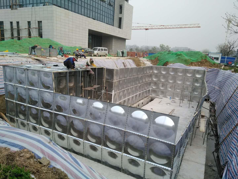 新 疆地埋式箱泵一体化 地埋水箱
