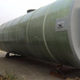 污水提升泵站厂家 预制泵站厂家
