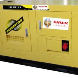 公路建设柴油发电机组SW15KWCY-J