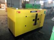 小型家用静音柴油发电机组220V单三相380V等功率发电机组