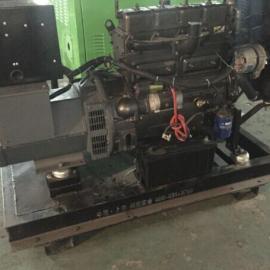 小型柴油发电机家用便携式380V三相发电机车载发电机