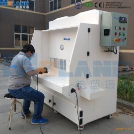 打磨抛光粉尘回收 净化 角磨机 抛光机 砂轮带