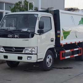 东风小多利卡压缩式垃圾车|5立方压缩式垃圾车|3吨压缩式垃圾车