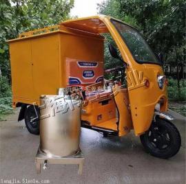 闯王移动版柴油蒸汽清洗机 移动版柴油蒸汽机需要上牌吗