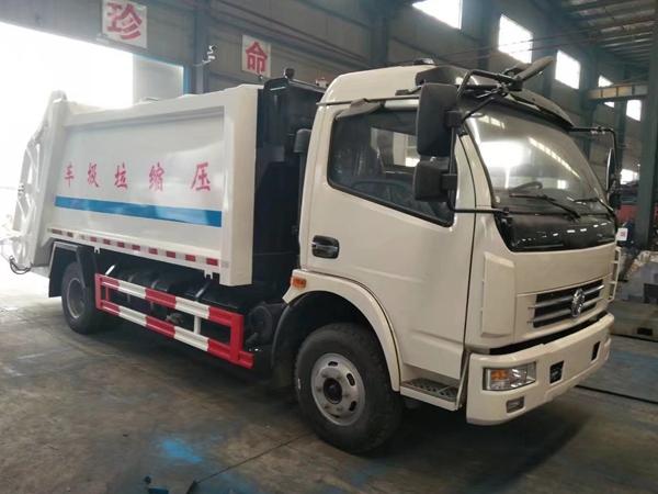 5吨压缩式垃圾车|8立方压缩式垃圾车|厂家直销|现货