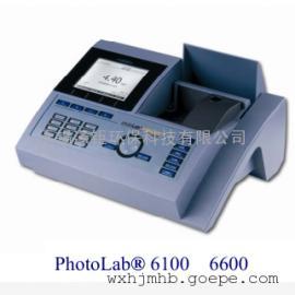 上泰新型COD多功能水质分析仪PhotoLab@ 6100 6600