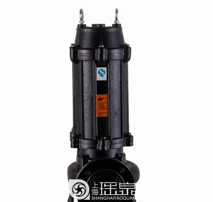 JYWQ无堵塞搅匀排污泵3KW4KW污泥泵淤泥搅拌泵工程处理泵