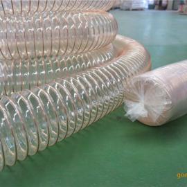 钢丝耐磨管可伸缩软管