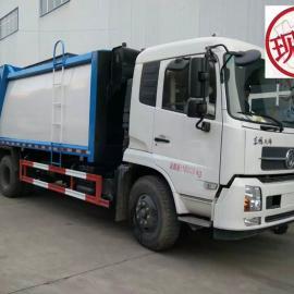东风天锦压缩式垃圾车|8吨压缩式垃圾车|14立方压缩式垃圾车