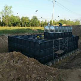 连 云港 地埋水箱 地埋水箱厂家 抗浮埋式箱泵一体化