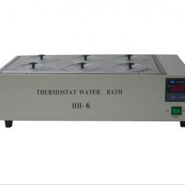 杰瑞尔 数显双列八孔水浴锅 HH-8 电热恒温水浴锅价格 水浴箱