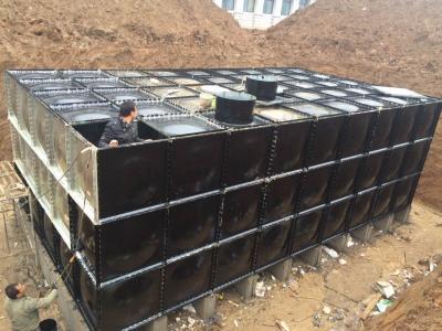 腾瑞达地埋BDF水箱8*6*3 价格最便宜的厂家