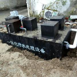 医院一体化污水处理设备150张床位