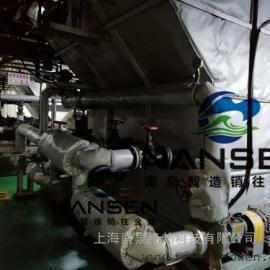 导热油阀门组保温套Nansen阀门保温厂家