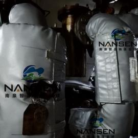 南泉Nansen化工管道球阀可拆卸式保温套