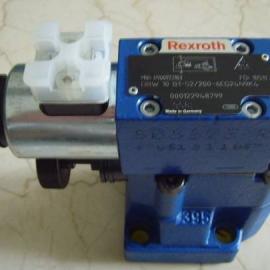 德国Rexroth力士乐电磁溢流阀厂家DBW10B1-5X/200-6EG24N9K4
