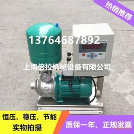 德国威乐水泵MHI402变频泵家用别墅自动变频恒压增压泵