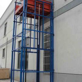固定导轨式液压升降货梯 升降设备厂家直销
