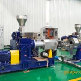 废旧塑料薄膜回收造粒机购买厂家-中塑机械研究院