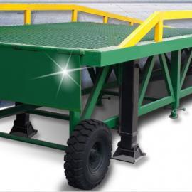 *定制移动式卸货平台|辅助叉车装卸平台