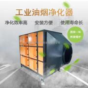 厂家直销 金科兴业 真空泵回火炉CNC油雾 大型工业油雾净化器