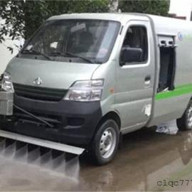 长安路面清洗车_小区清洗车价格