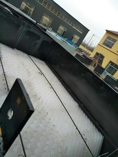 wsz -ao-10地埋式一体化污水处理设备