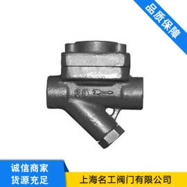 CS16H-16C碳钢热静力膜盒式丝口蒸汽疏水阀