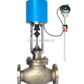 供应电动自力式温控调节阀