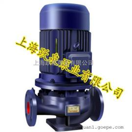 厂家供应ISG100-200B管道泵,管道试压泵