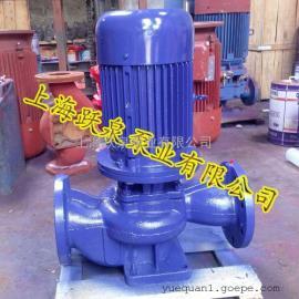 厂家直销ISG65-125(I)A管道泵原理,消防泵管道泵