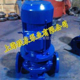 ISG65-200消防泵管道泵,isg系列立式管道离心泵