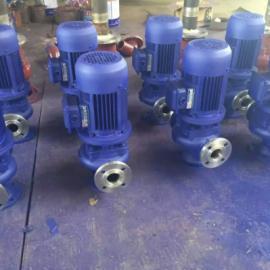 GW型304不锈钢管道排污泵 无堵塞耐腐蚀污水泵 可定做316材质