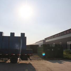 玻璃钢一体化污水处理设施