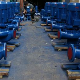 GW型防爆管道式排污泵源头生产厂家 高效无堵塞管道污水提升泵