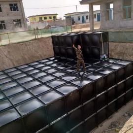 腾瑞达200吨 地埋BDF水箱