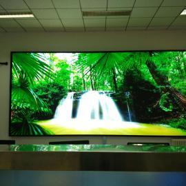 10米长4米宽LED天幕彩屏P4型号安装多少钱
