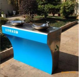 公园广场露天直饮水台304不锈钢户外饮水机