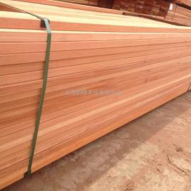 柳桉木是什么木材,柳桉木适合应用在户外吗