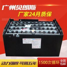 杭叉CQD12~14H蓄电池24-7DB630A-T,48V630AH杭叉车专用电瓶