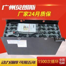 48V丰田CBTY4叉车电池VCD3A、VSDH3M