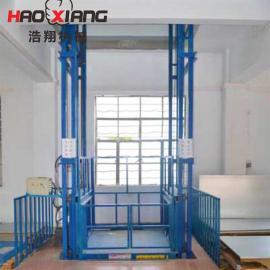自行式剪叉液压升降机 移动式四轮16米升降平台