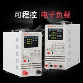 鼎辰DCL6104单通道6204双通道400W可编程控电池容量电子负载