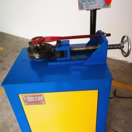 新款数控平台弯管机 电动弯管机可同时记录3个不同角度厂家直销