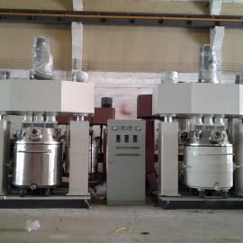 直销高质量玻璃胶设备、玻璃胶生产设备、密封胶设备、硅胶设备