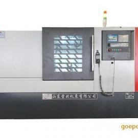 高精度铣端面打中心孔机床_ 轴类零件加工设备_雷欧机床